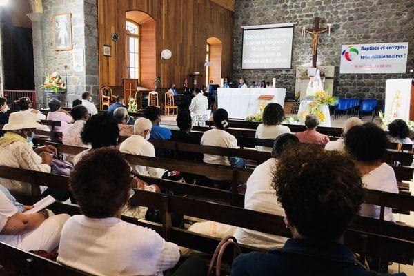 Fête de la Salette messe église