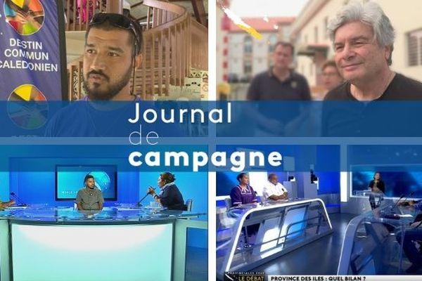 Journal de campagne du 3 mai 2019