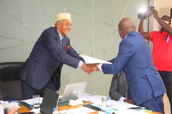 Accord reprise Bic Comores et AFG