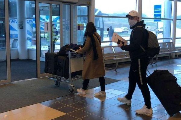 arrivee aeroport saint-pierre