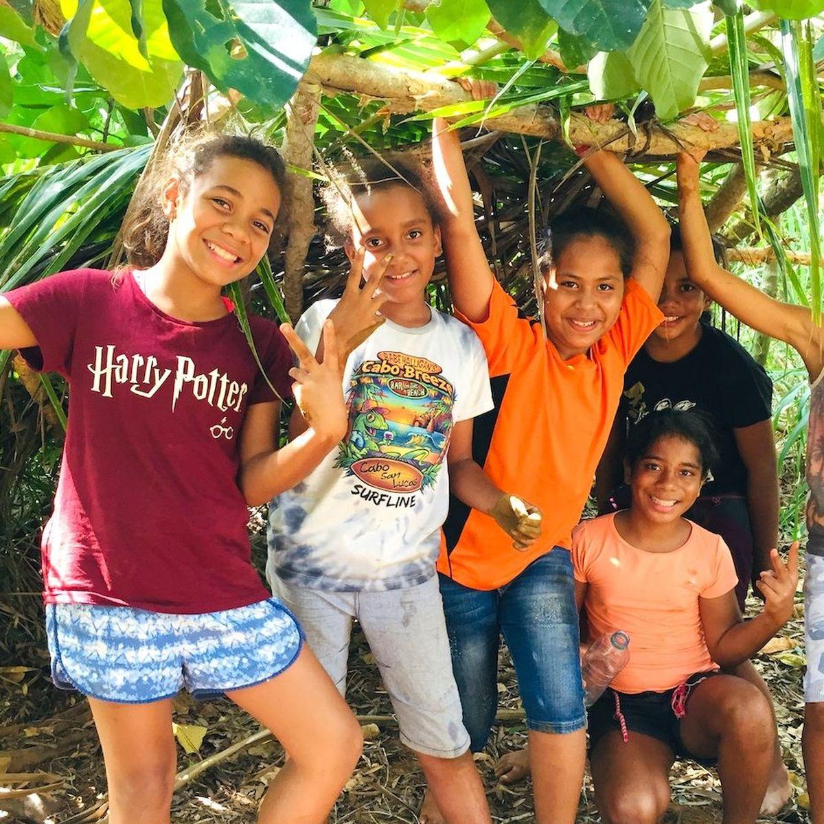 Vacances pleine nature à Poya