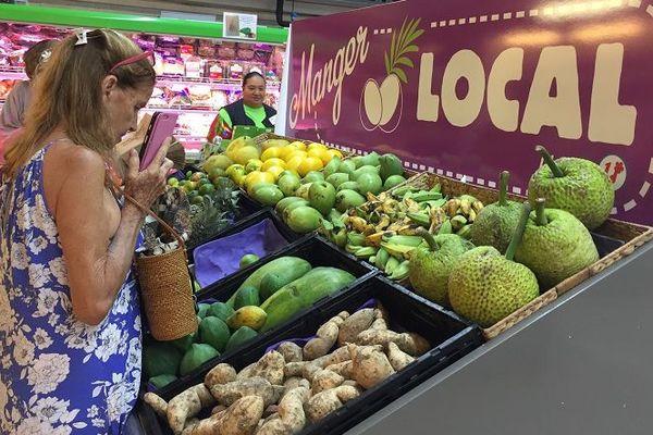 Manger local Punaauia