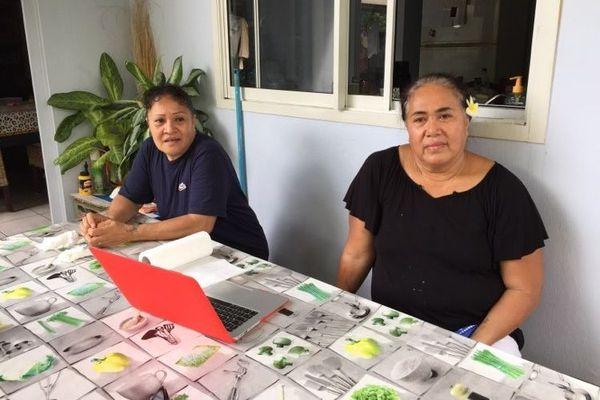 Kilisitina Moeliku, wallisienne bloquée à Nouméa en famille