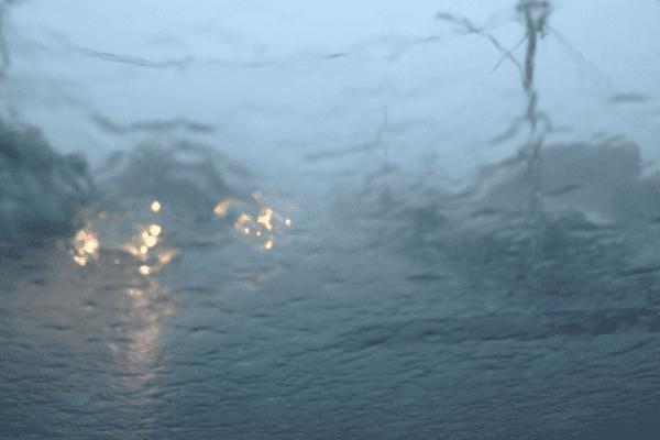 pluie pf voiture