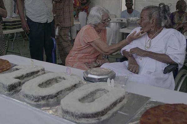 Man Tina fêtée pour ses 100 ans