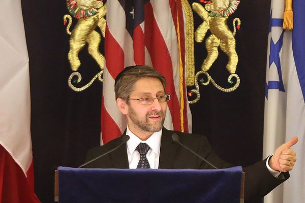 Haïm Korsia, le grand rabbin de France