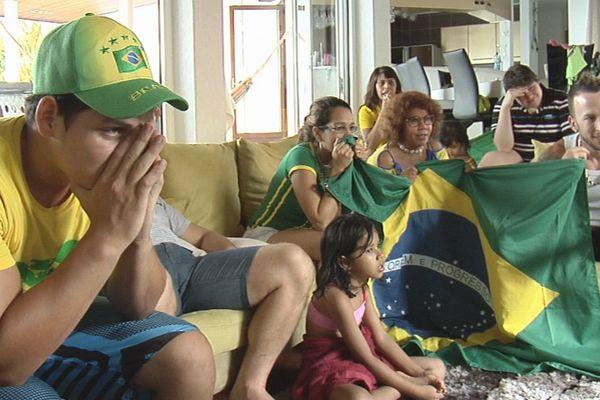 Brésil vs Chili