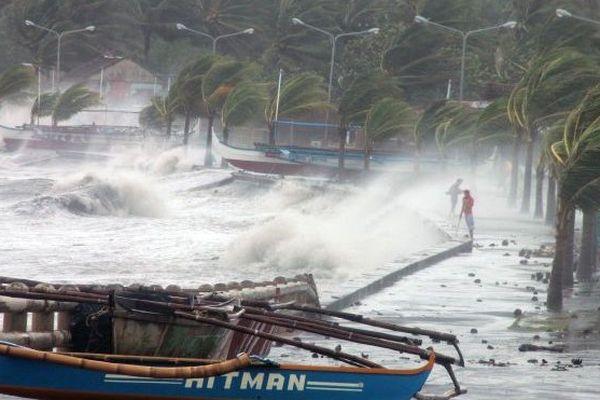 Haiyan Typhon Philippines