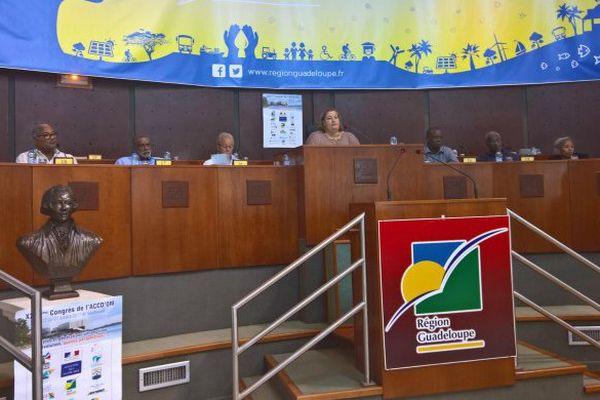 XXVIème CONGRES DE L'ACCD'OM 22-27 OCTOBRE 2017 EN GUADELOUPE