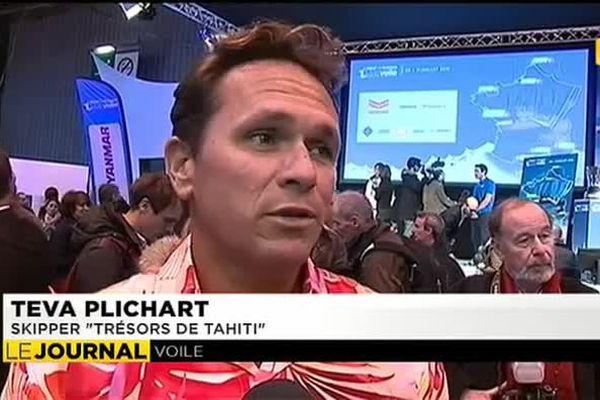Tahiti se prépare pour le tour de France à la voile