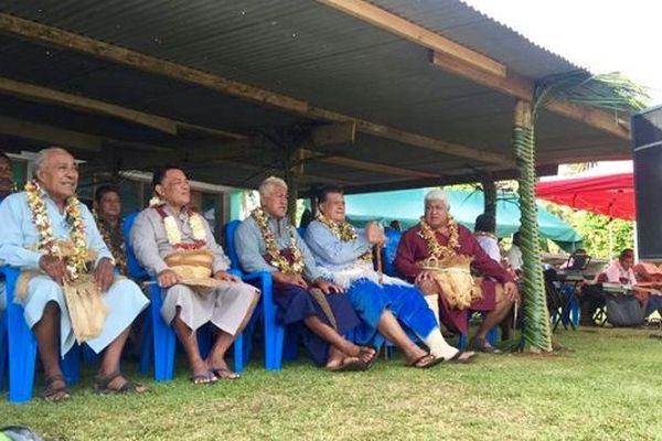 2 Chefferies réunies à Sofala