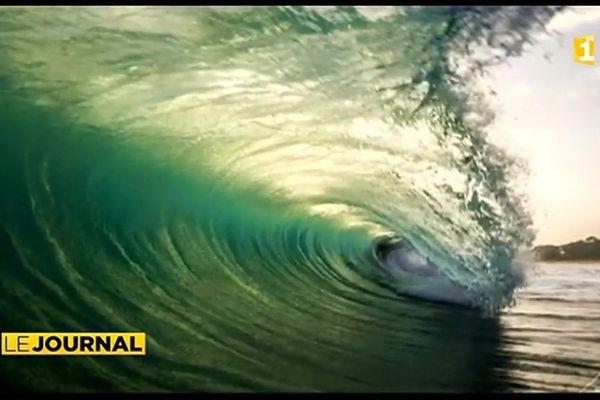 Photographie : des vagues dans le viseur