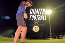 Dimitri Mossé, jeune espoir calédonien en football