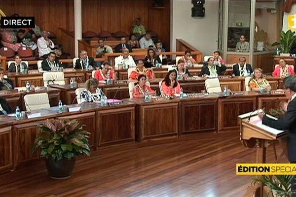 [REPLAY] Ouverture de la session budgétaire à l'*Assemblée de Polynésie française