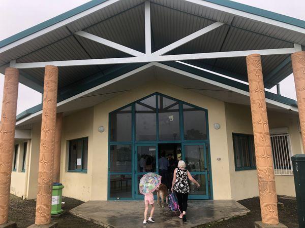 Ecole Louise de Greslan. Dumbéa
