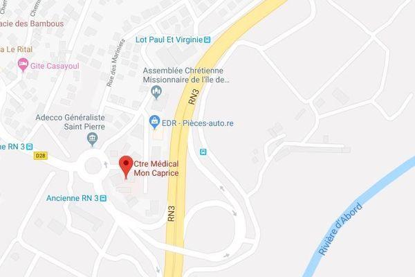 Accident mortel Saint-Pierre