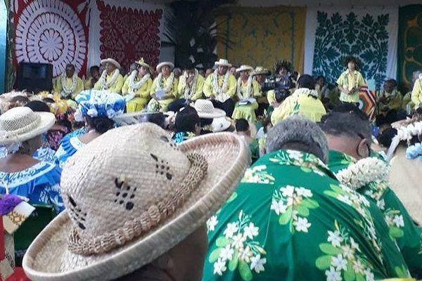L'église protestante ouvre son 133e synode à la salle omnisports de Teahupoo