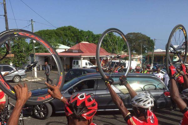 Obsèques de Jean-Marie Tabord, coureur cycliste