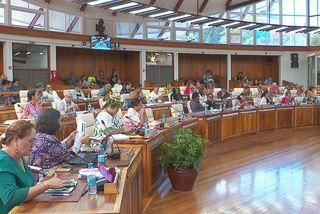 assemblée de Polynésie française