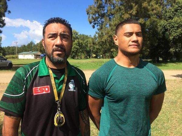 Rugby Talalua et Pako