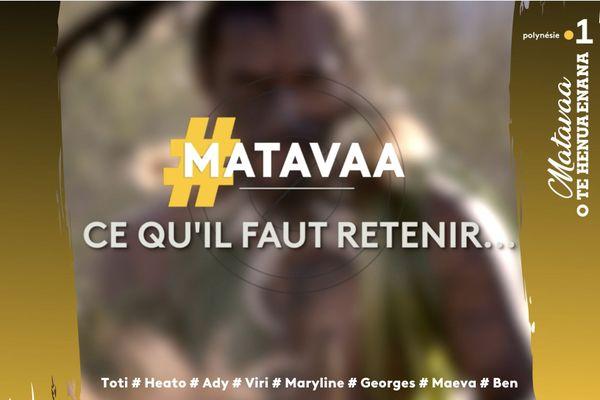 #Matavaa : ce qu'il faut retenir