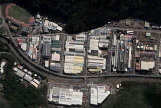 Zone industrielle Punaruu