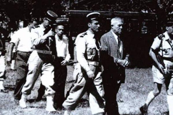 Arrestation de Pouvana'a