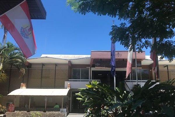 Palais de justice de Papeete