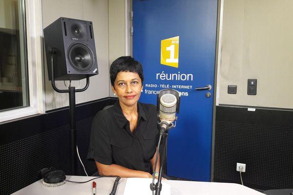 Ericka Bareigts invitée de la matinale radio le 23 avril