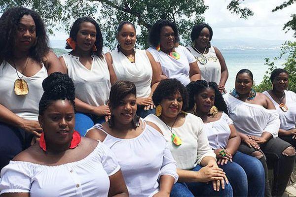 Miss ronde Martinique 2017