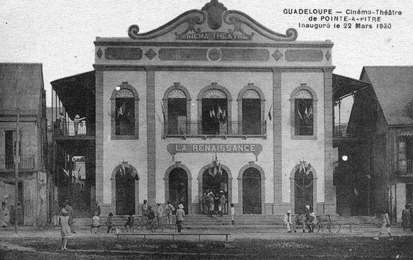 Cinéma La Renaissance 1930