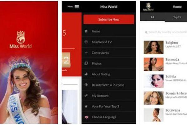 Comment voter pour Hinarere Taputu à l'élection Miss Monde