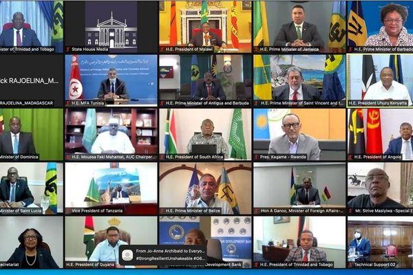 CARICOM/Union Africaine Sommet