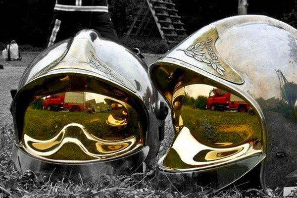 casque pompiers