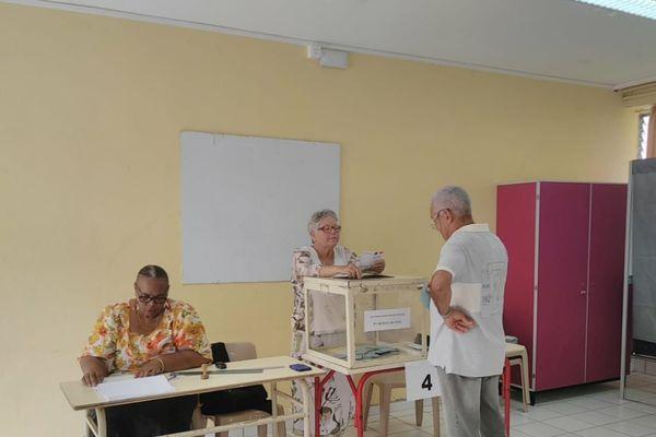 Européennes : Vote à Saint Claude