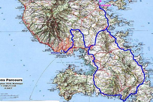 Tour cycliste de Martinique : étape 3