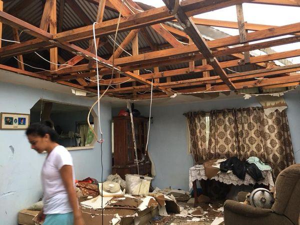 Cyclone Gita 13/2/18 Tonga