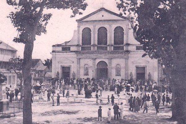 Février 1843 Saint Pierre et Saint Paul Pointe-à-Pître