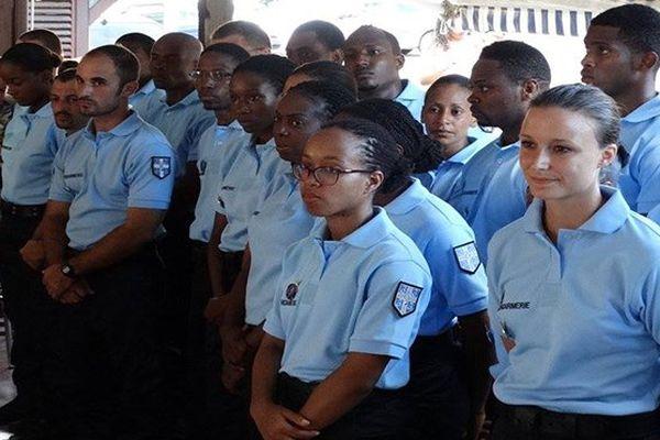 Gendarmerie : réservistes 2016