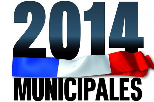municipales 2014, 1er tour