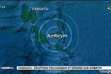 Pacifique : la terre secoue le Vanuatu