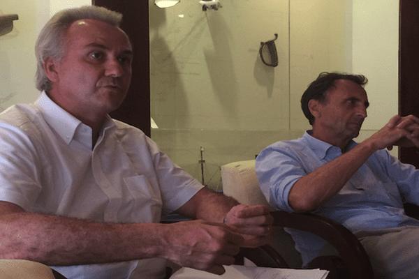 Litige électoral en Calédonie