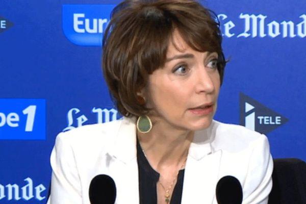 Marisol Touraine Europe 1