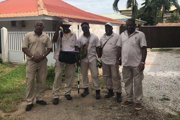 Kourou : opération de démoustication en prévention de la dengue