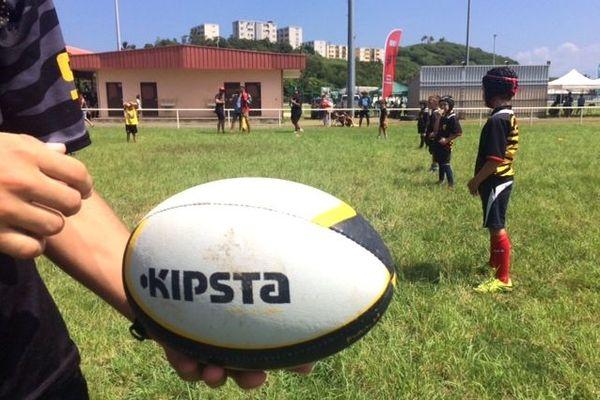 Ecole de rugby, Nouméa, 2019