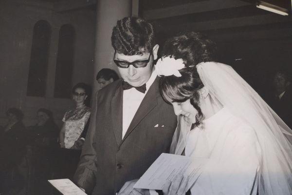 mariage Marie-France Raymond