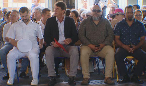 La Calédonie rend hommage à l'enseignant assassiné Samuel Paty