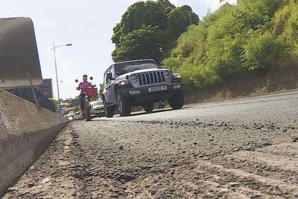 Accident mortel de Faa'a : risque accru pour les deux-roues