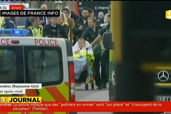 Attentat meurtrier à Londres