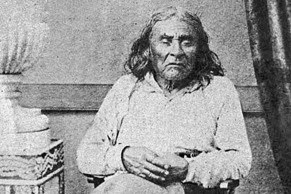 Seattle, le chef amérindien connu pour un discours qu'il aurait adressé au gouverneur Isaac M. Stevens en 1854